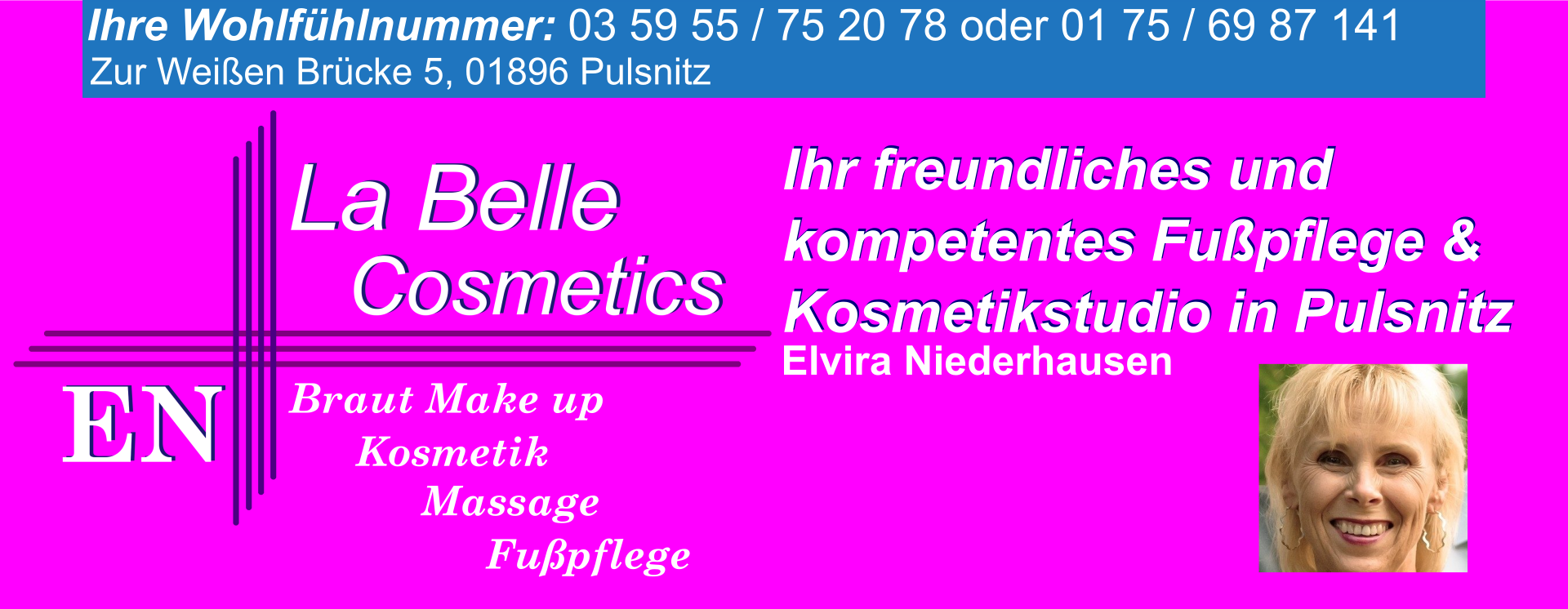 Header Labelle Cosmetics